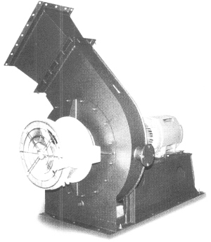 Industrial Airfoil Fans And Backwardly Inclined Blowers